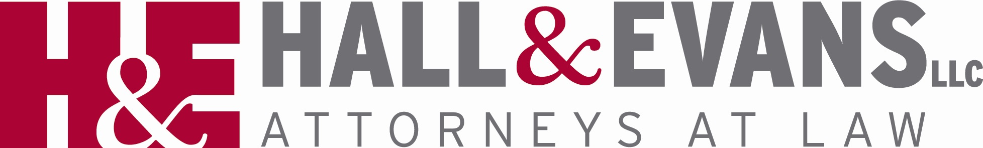 hall and evans logo